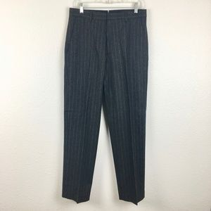 Banana Republic Mens Wool Modern Fit Pants 31/32